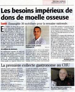 Midi Libre 6-04-2014